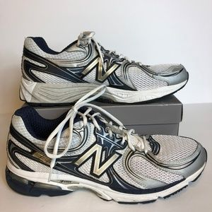 New Balance 860 Lace Up Running Sneakers Shoes